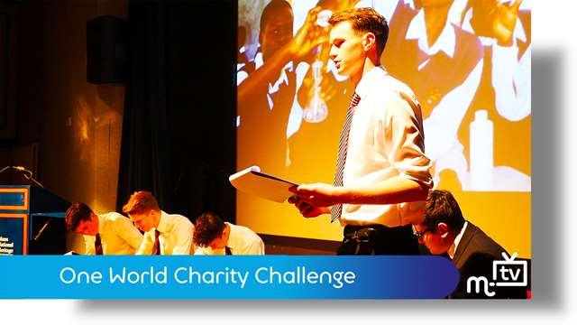 Preview of - One World Charity Challenge