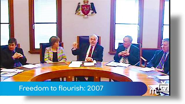 Preview of - 2007: Freedom to Flourish