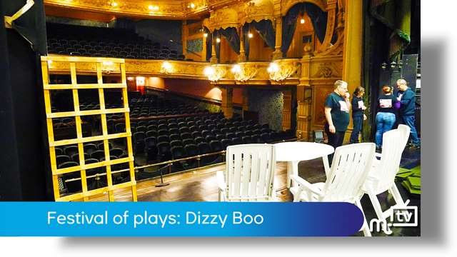 Preview of - Play festival: Dizzy Boo