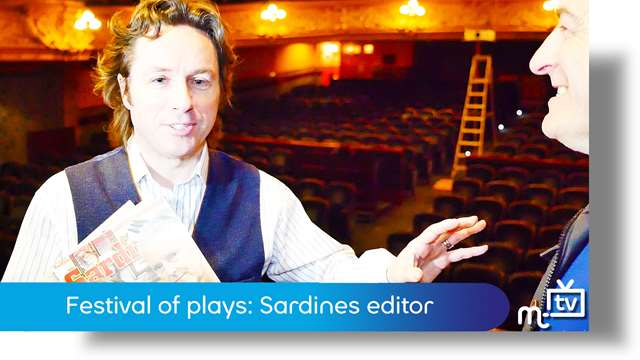 Preview of - Play festival: Sardines editor