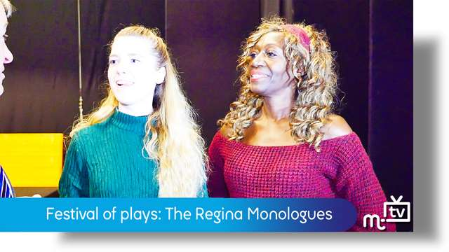 Preview of - Play festival: The Regina Monologues