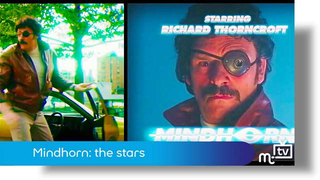 Preview of - Mindhorn: the stars