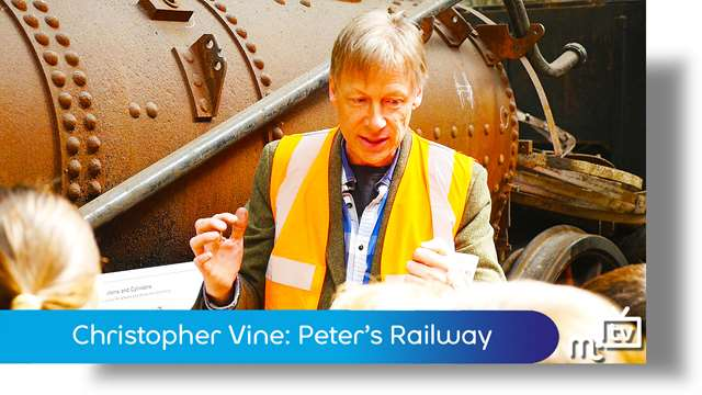 Preview of - Christopher Vine: Peter's railway
