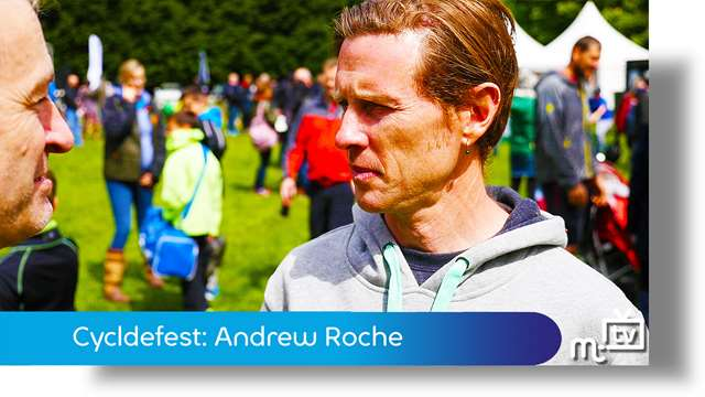 Preview of - Cyclefest 2017: Andrew Roche