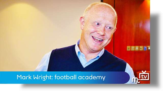 Preview of - Mark Wright: football academy