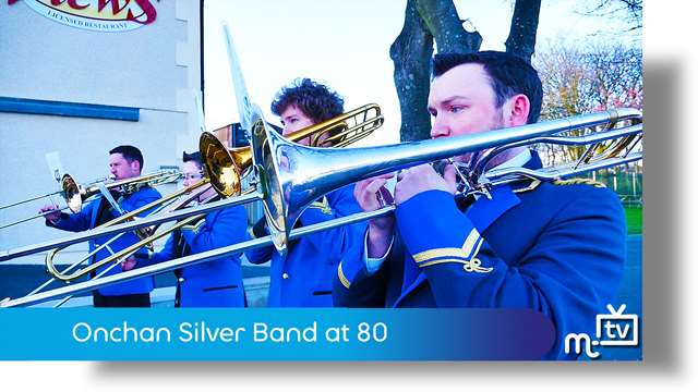 Preview of - Onchan Silver Band at 80