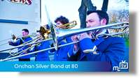 Onchan Silver Band at 80