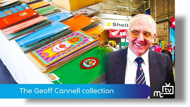 Preview of - The Geoff Cannell collection