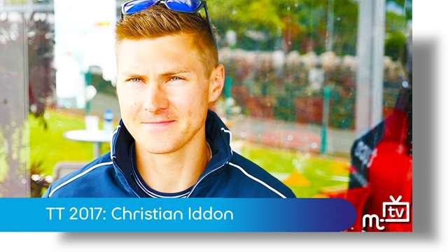 Preview of - TT2017: Christian Iddon