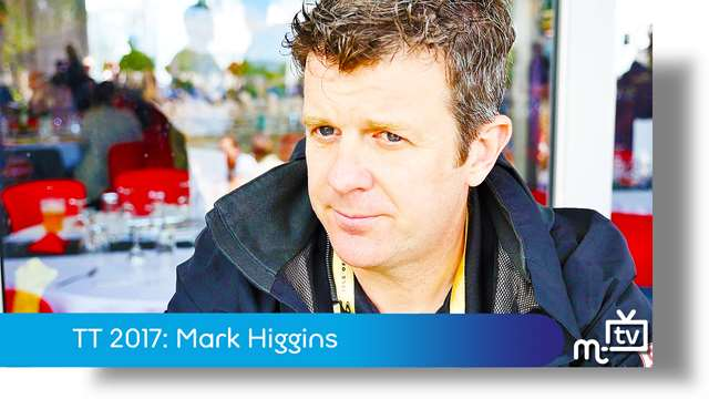 Preview of - TT2017: Mark Higgins