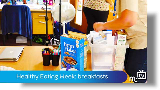 Preview of - Healthy Eating Week: breakfast cereals