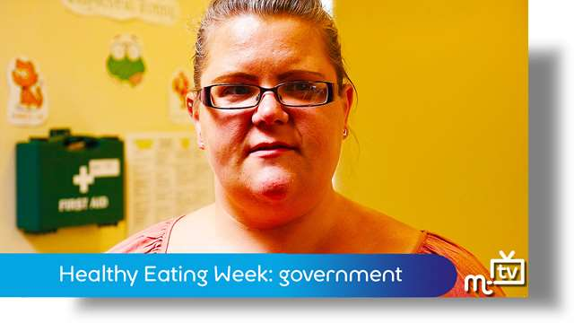 Preview of - Healthy Eating Week: Health & Social Care