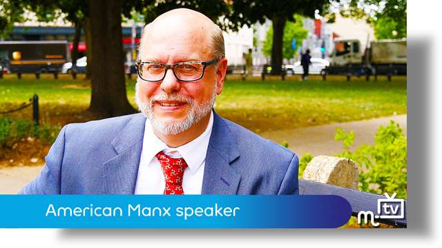 Preview of - American Manx speaker