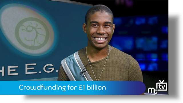 Preview of - Crowdfunder looks for £1 billion