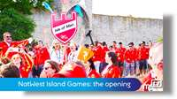 NatWest Island Games: the opening
