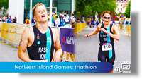 NatWest Island Games: triathlon