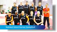 NatWest Island Games: basketball