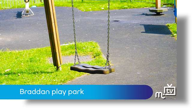 Preview of - Braddan play park