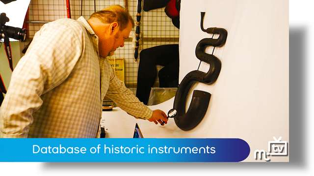 Preview of - Database of historic musical instruments