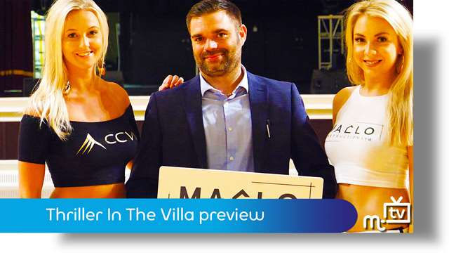 Preview of - Thriller In The Villa preview