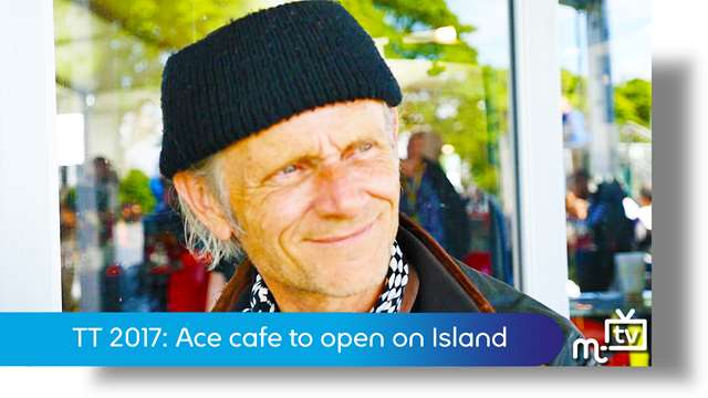 Preview of - Ace Cafe looks for IoM operation