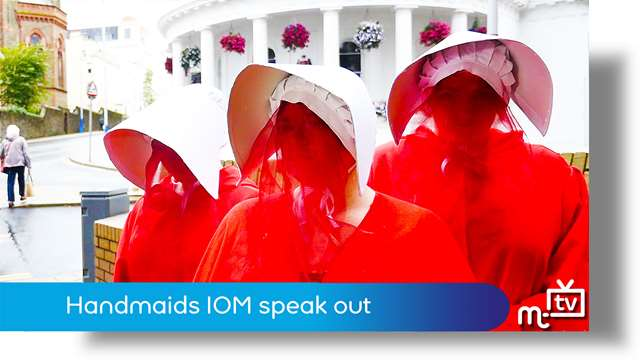 Preview of - Handmaids IOM speak out