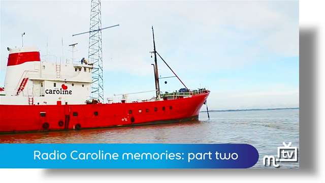 Preview of - Radio Caroline memories: part 2