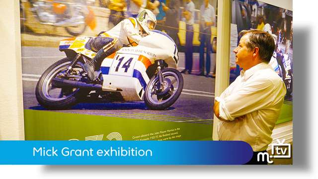 Preview of - Mick Grant exhibition