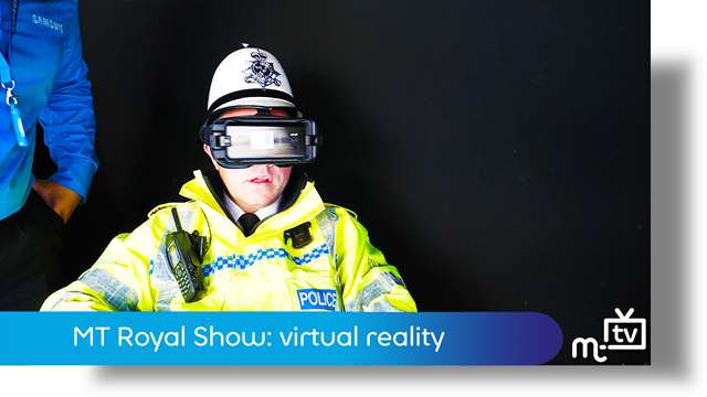 Preview of - MT Royal Show: virtual reality