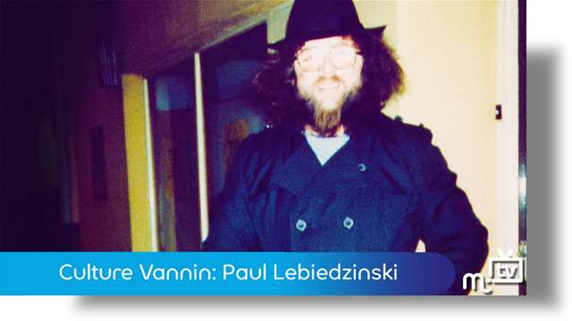 Preview of - Culture Vannin: Paul Lebiedzinski