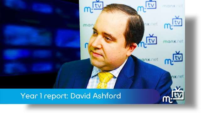 Preview of - Year 1 report: David Ashford