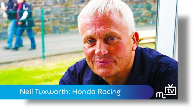 Preview of - Neil Tuxworth: Honda Racing's Manager