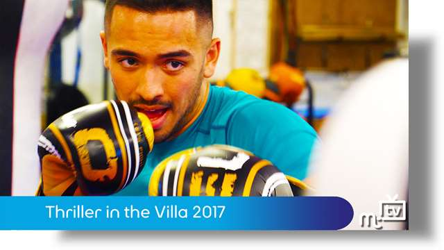 Preview of - Thriller in the Villa 2017
