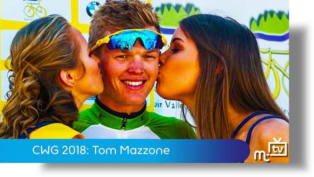 Preview of - CWG 2018: Tom Mazzone
