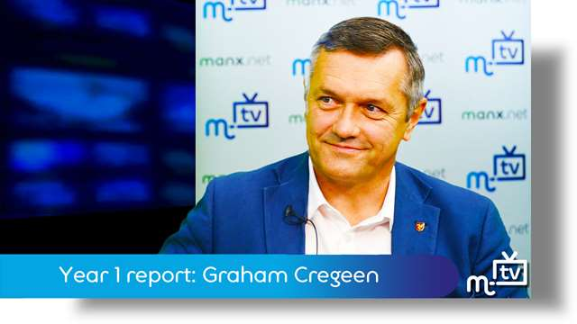 Preview of - Year 1 report: Graham Cregeen