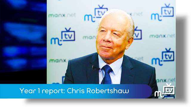 Preview of - Year 1 report: Chris Robertshaw