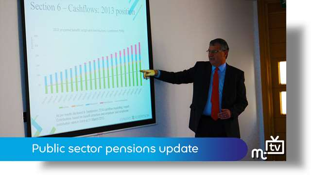 Preview of - Public sector pensions update
