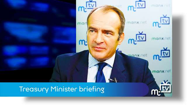 Preview of - Treasury Minister briefing