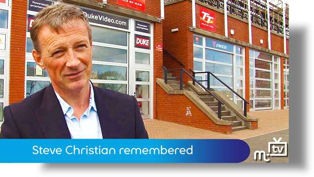 Preview of - Steve Christian remembered