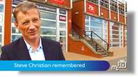 Steve Christian remembered