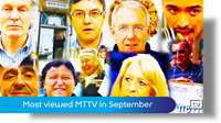 Most viewed MTTV videos: September 2017