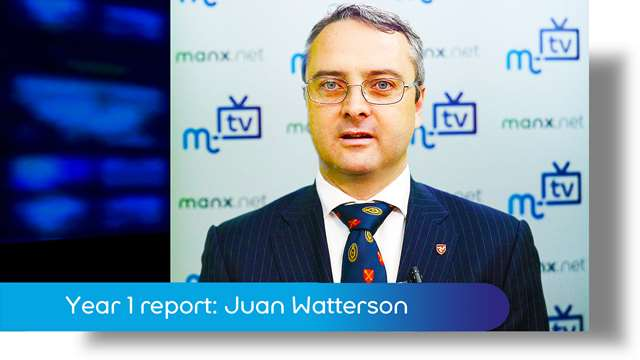 Preview of - Year 1 report: Juan Watterson