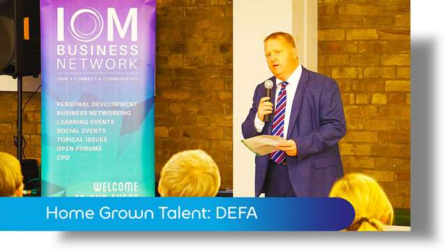 Preview of - Home Grown Talent: DEFA