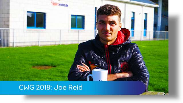 Preview of - CWG 2018: Joe Reid