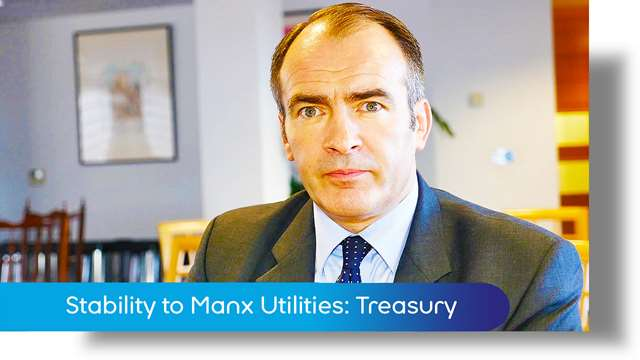 Preview of - Stability to Manx Utilities: Treasury