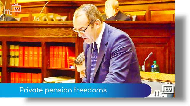 Preview of - Private pension freedoms