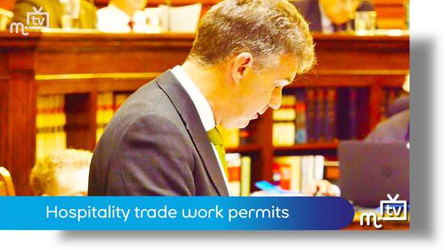 Preview of - Hospitality trade work permits