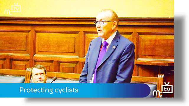Preview of - Protecting cyclists