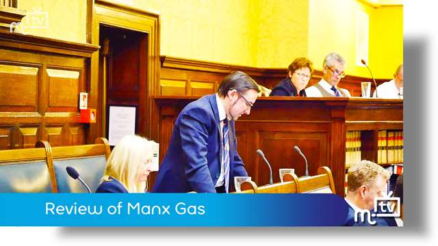 Preview of - Review of Manx Gas