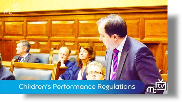 Preview of - Children's Performance Regulations